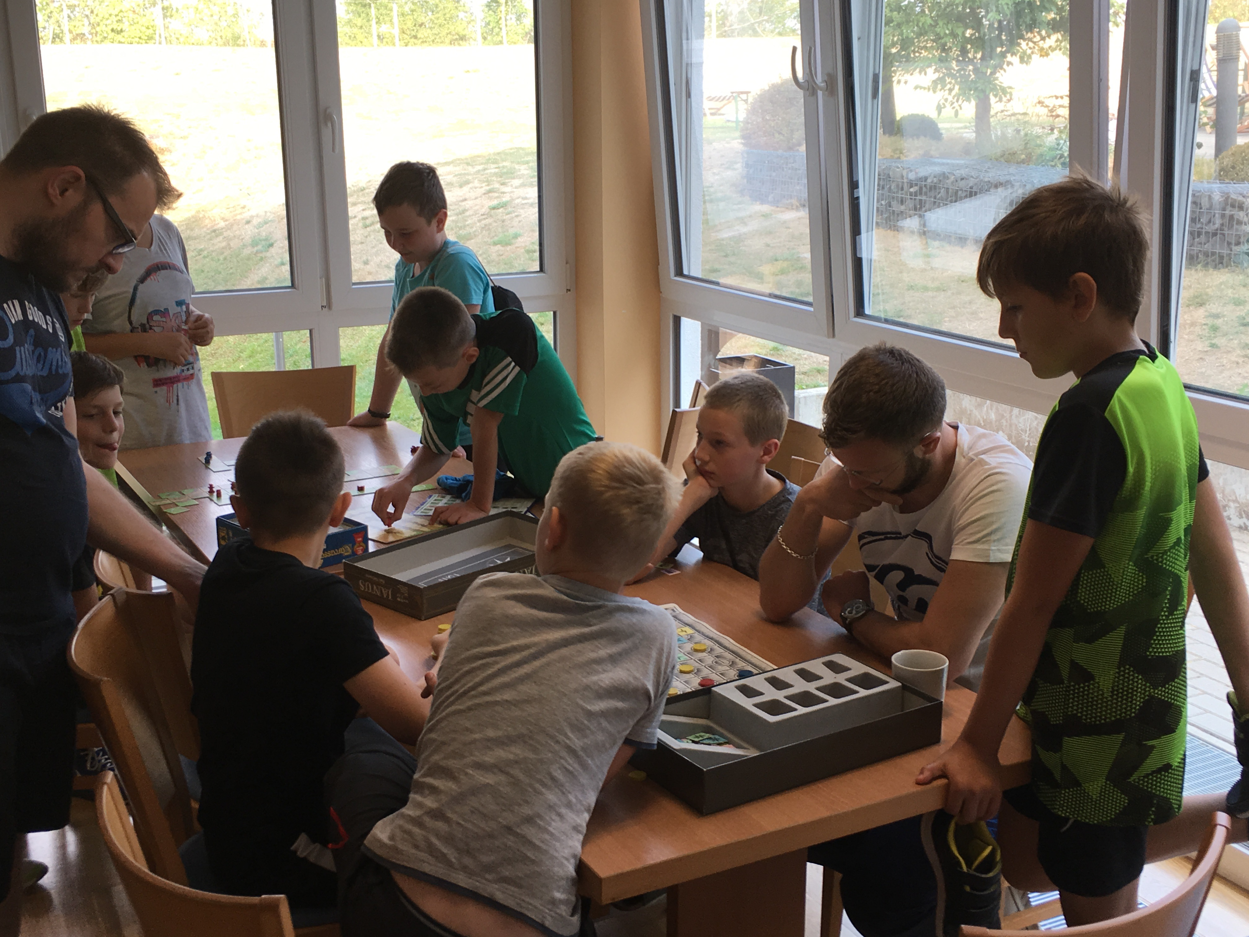 Klassenfahrt Alsfeld 1